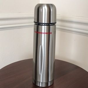Starbucks stainless steel thermos